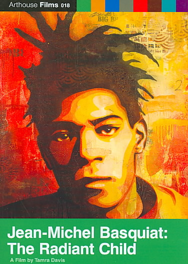 JEAN MICHEL BASQUIAT:RADIANT CHILD BY BASQUIAT,JEAN MICHE (DVD)