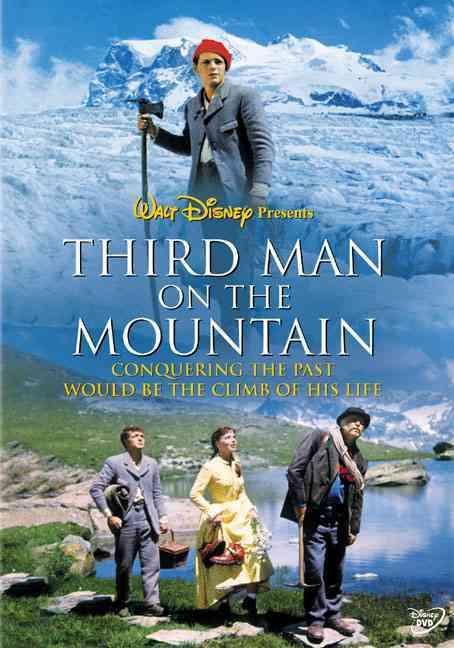 THIRD MAN ON THE MOUNTAIN BY RENNIE,MICHAEL (DVD)